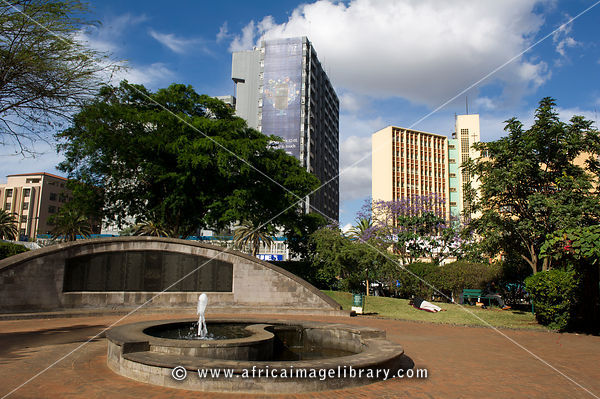 Photos and pictures of: US Embassy bombing memorial, Nairobi