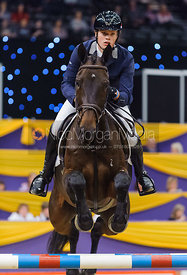 Daniel Moseley and Billy Grand, Horse of the Year Show 2010