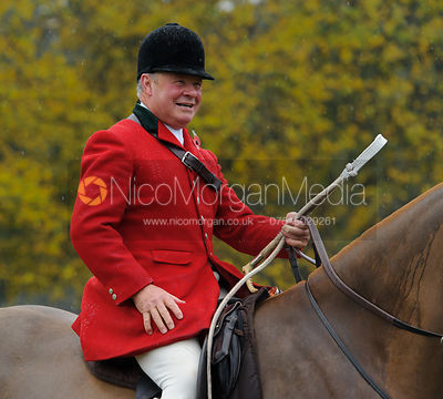 The Fitzwilliam Hunt Opening Meet, Milton Hall 4/11