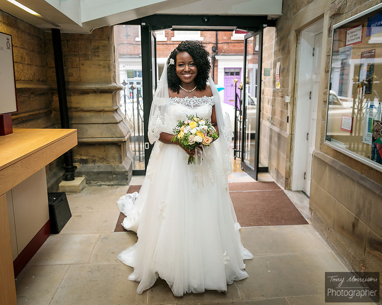 Wedding at Cathedral Church of St Marie & Halifax Hall Hotel, Sheffield, South Yorkshire, UK