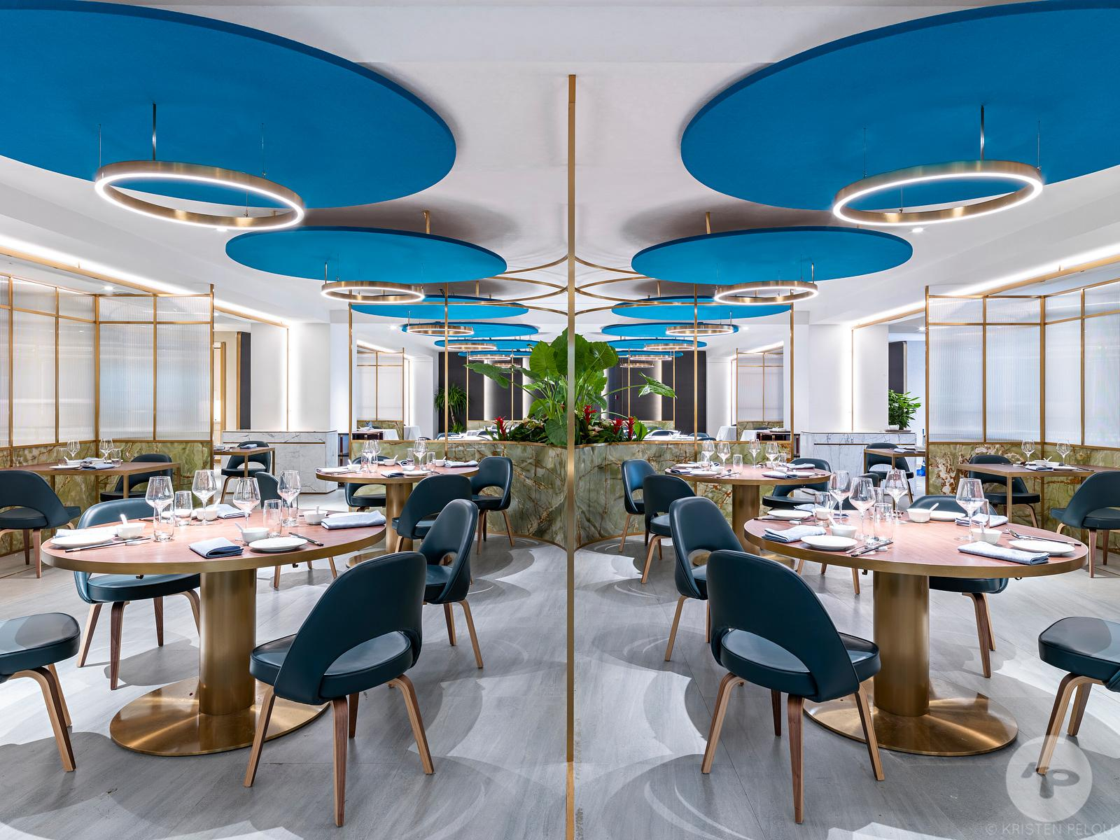Beijing Kitchen restaurant designed by Sybarite in Xi'an, China. Photo : ©Kristen Pelou
