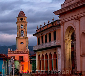 Early Morning - Trinidad de Cuba