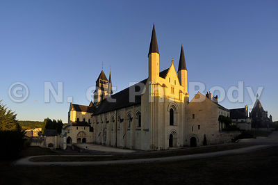 Abbey of Fontevraud