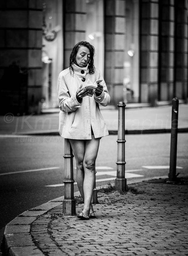 Street Photo - Pierrot touriste