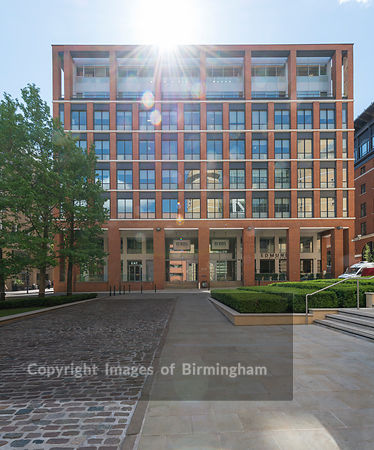 Four Brindleyplace
