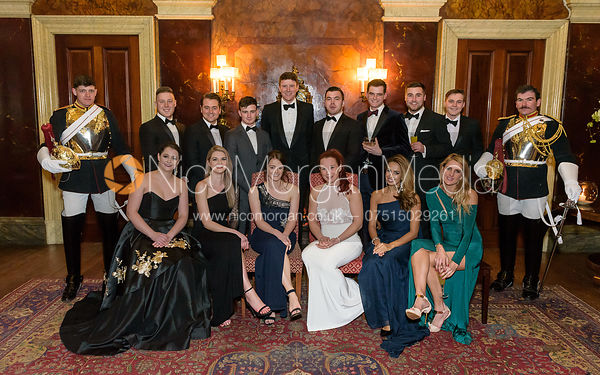 Robert Tonkins and friends - The Quorn Hunt Ball