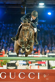 Longines - Battle of the sexes, Gucci Masters - Paris 2013