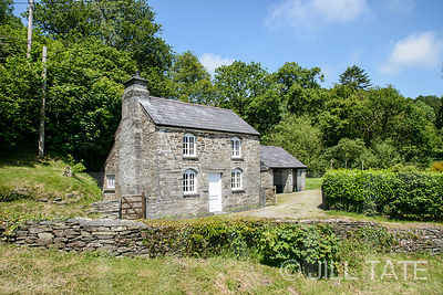 Church Cottage, Cardiganshire | Client: The Landmark Trust