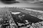 Aerial. New York City.