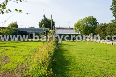 5th September, 2015.Tyrrellspass, County Westmeath. Pictured is 'The Orangery' (left) and 'the Barn' in the grounds of The Gr...