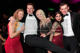 Flora Young, Edward Winterton, Georgina Fielding, Lucie Nagar, Harry Horton. The Quorn Hunt Ball