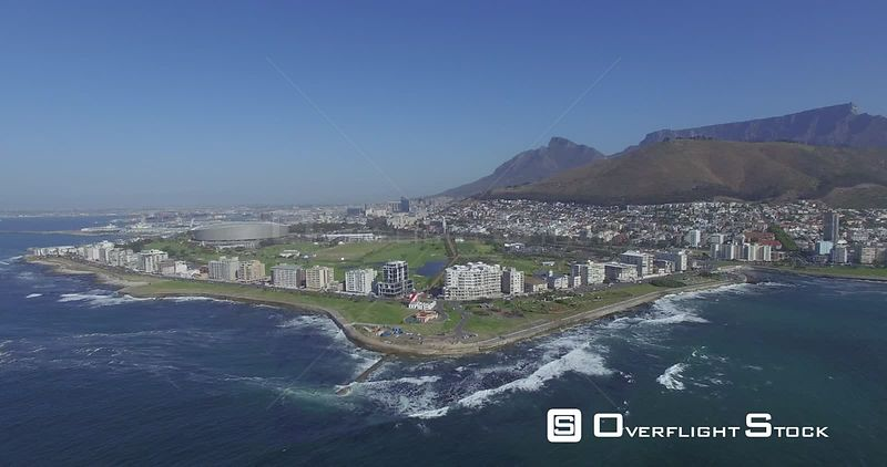 Drone Video Capetown Stadium  South Africa