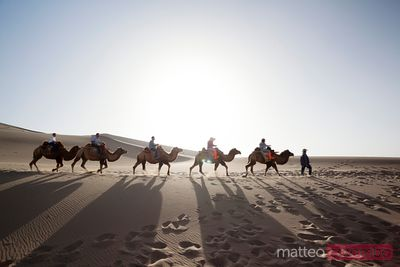 China - Gansu - Silk road