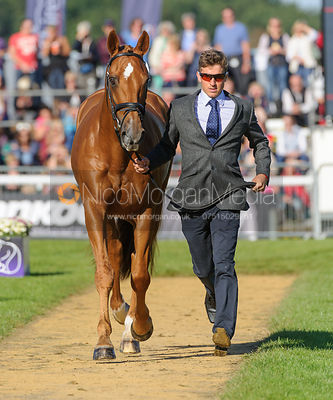 Second Trot Up