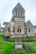 St. Michael Church Tower (Vertical)- Monkton Combe, England