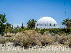 Integratron | Paul Ottaviano Photography