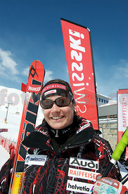 Nadja Kamer Swiss Ski Team