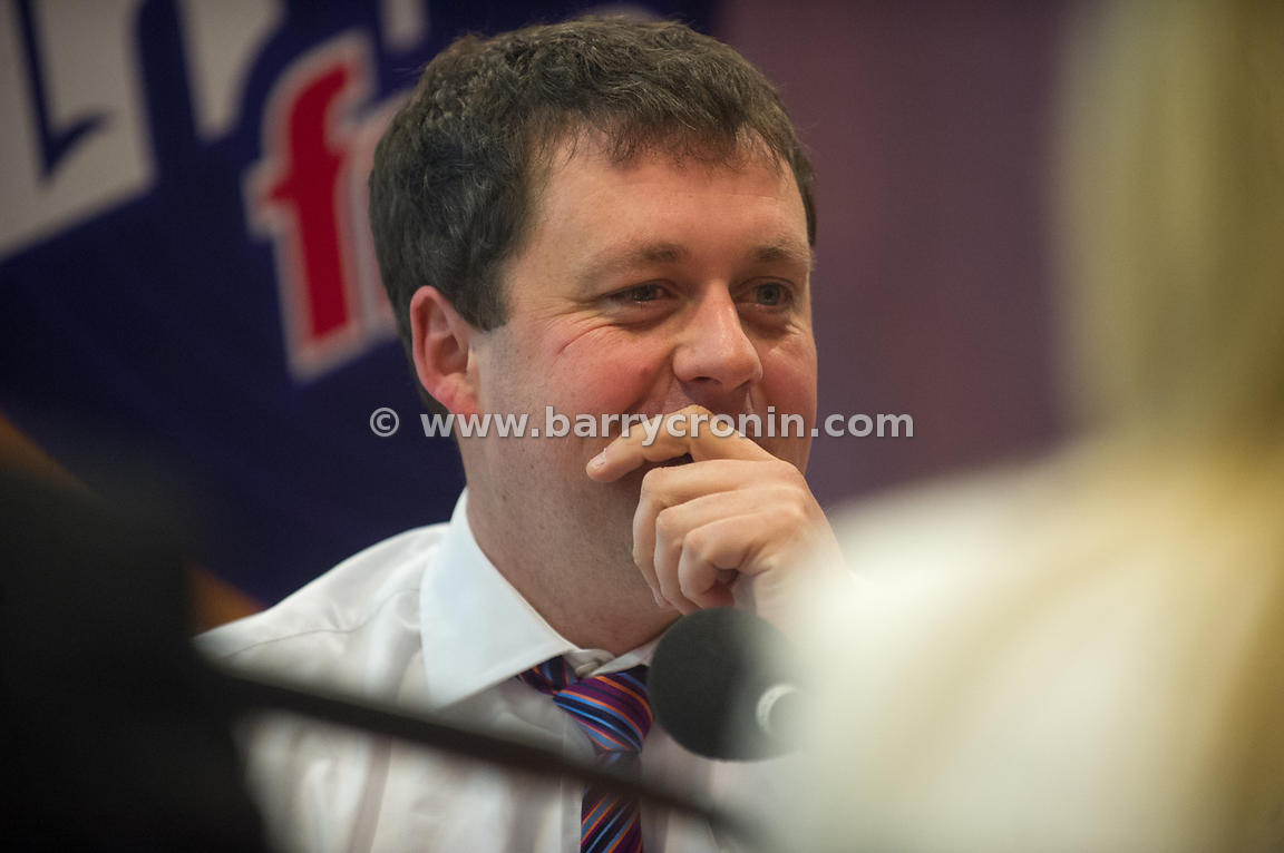 25th March, 2013.LMFM Meath East By-Election round-table discussion with candidates in the Pillo Hotel, Ashbourne. Pictured i...