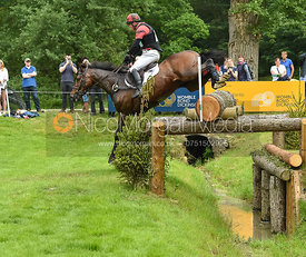 Matthew Heath and ONE OF A KIND II, Equitrek Bramham Horse Trials 2018
