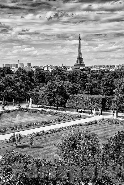 Les Tuileries Paris 1er