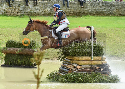 Alexis Goury and TROMPE L'OEIL D'EMERY, Equitrek Bramham Horse Trials 2018