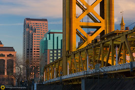 Tower Bridge, Sacramento #6