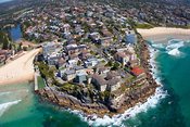 Queenscliff Headland Close Up