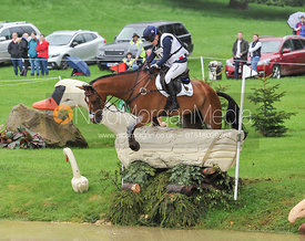 Laura Collett and MR BASS - Event Rider Masters CIC***