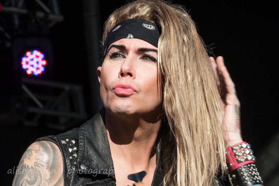 Alison Louder alison toon | photographer | steel panther at louder than
