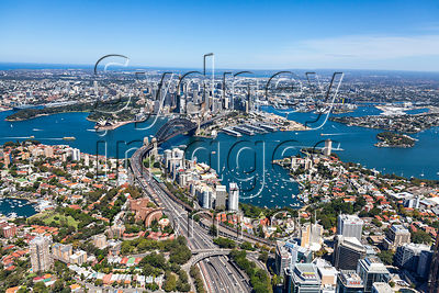North Sydney to Sydney