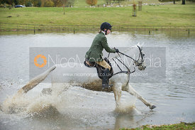 Charlotte Bell - The Cottesmore Hunt at Tilton on the Hill 10/11/12