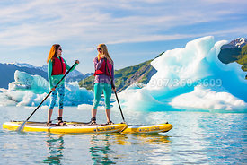 Alaska Adventure Travel - Stand Up Paddle Boarding