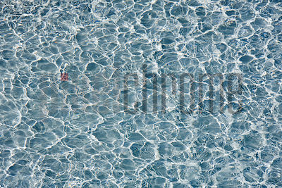 Surface of Pool Water