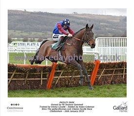 3:35 - The Galliardhomes.com Cleeve Hurdle Race