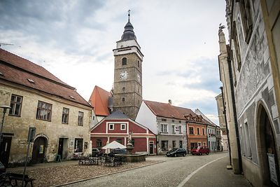 Slavonice atd.