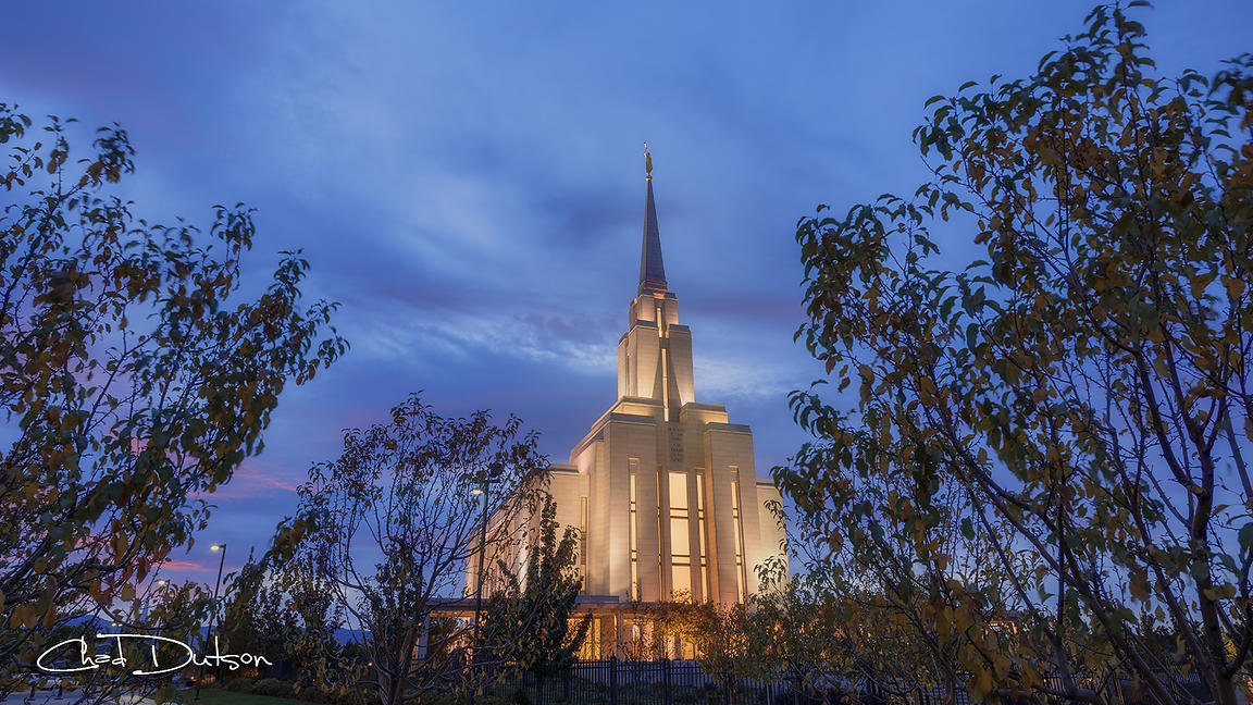 Oquirrh Mountain Temple II