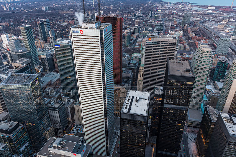Toronto's Financial District