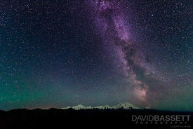 Milky Way Over Denali | Denali National Park