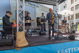 Festival da Jazz Free Sunday Morning Concerts St.Moritz