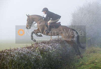 Simon Grieve - The Cottesmore Hunt at the Blue Ball 11/12