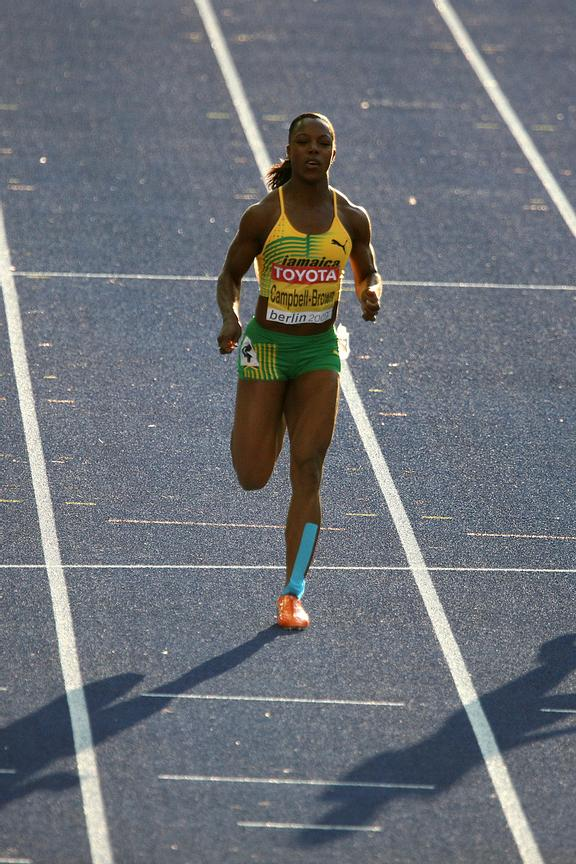 Veronica Campbell-Brown (JAM)