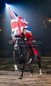The  Household Cavlary Ride - HOYS 2011