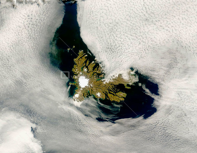 EARTH Kerguelen Islands -- 15 Feb 2007 -- Located in the southern Indian Ocean roughly midway between Africa, Australia, and ...