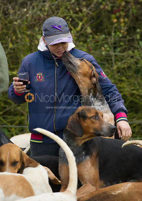 Quorn Hunt at John O'Gaunt 9/11