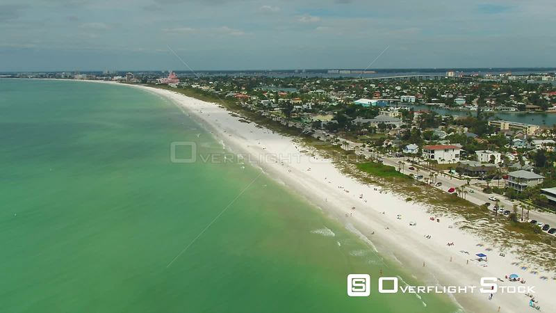 Beach Community at Tampa Florida