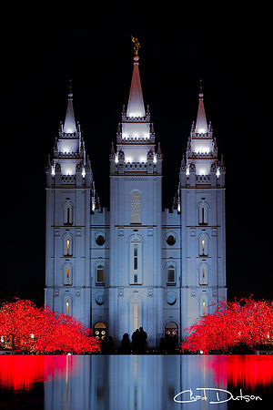 Salt Lake Christmas