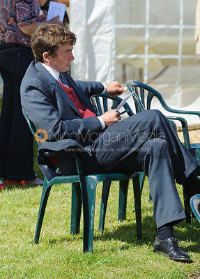 Toby Coles - Cottesmore Hunt Puppy Show 2014