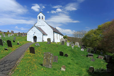 ST MICHAEL'S CHURCH, PENBRYN