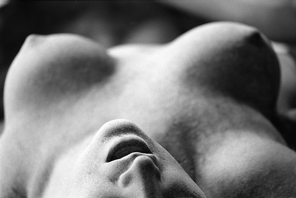 SENSUAL STATUES OF PARIS