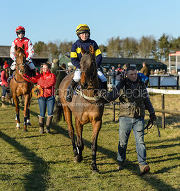Race 8 - Maiden Division 2 - The Cottesmore at Garthorpe